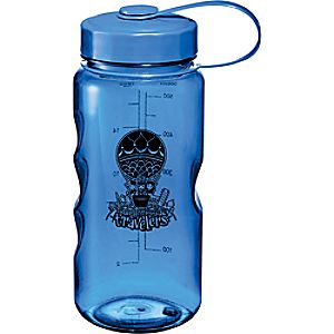 March Magic Water Bottle - Small World Travelers - Disneyland - Limited Release