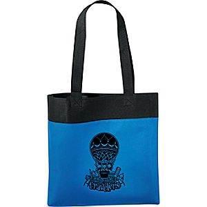 March Magic Tote Bag - Small World Travelers - Disneyland - Limited Release