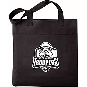 March Magic Tote Bag - Star Tours Troopers - Walt Disney World - Limited Release