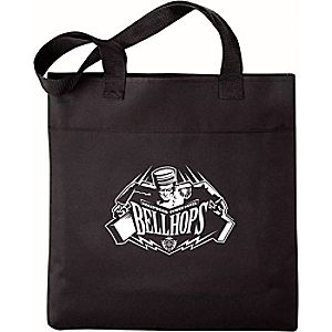 March Magic Tote Bag - Hollywood Tower Hotel Bellhops - Walt Disney World - Limited Release