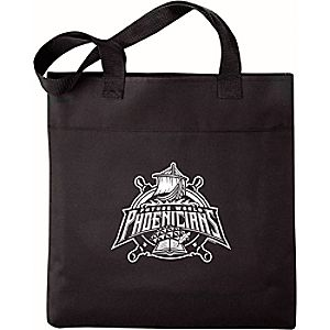 March Magic Tote Bag - Future World Phoenicians - Walt Disney World - Limited Release