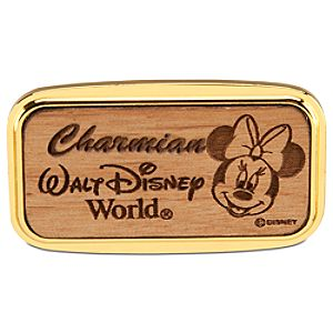 Personalizable Walt Disney World Minnie Mouse Magnet by Arribas