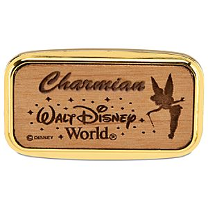 Personalizable Walt Disney World Tinker Bell Magnet by Arribas