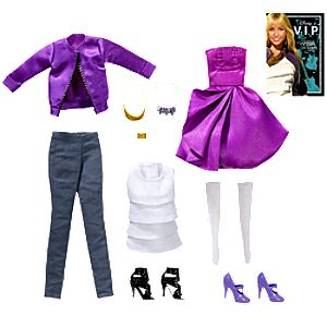 Hannah Montana Fashion and Accessory Pack by Mattel -- 12-Pc.