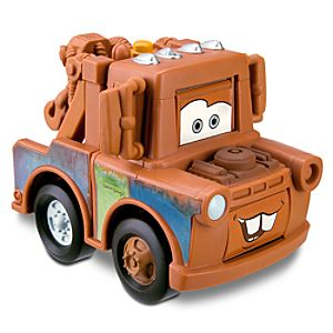 Cars 2 Make-a-Face Mater Vehicle