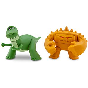 Toy Story Color Change Splash Buddies -- Bad Mood Chunk & Rex