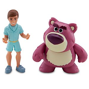 Toy Story Color Change Splash Buddies -- Lotso & Ken