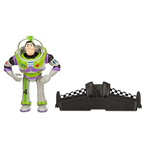 Toy Story RCs Race Action Figure 5 1/2 -- Buzz Lightyear with Turbo Wings
