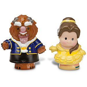 Belle and Beast - Little People®- 2 Pack
