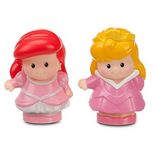 Ariel and Aurora - Little People® - 2 Pack