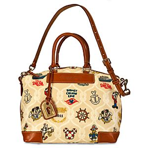 Disney Cruise Line Disney Dream Satchel by Dooney & Bourke