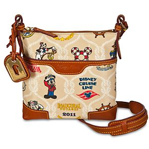 Disney Cruise Line Disney Dream Crossbody Bag by Dooney & Bourke