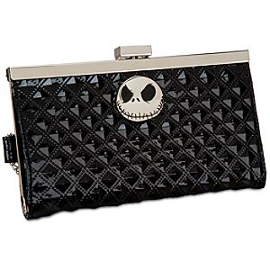 Jack Skellington Clutch Wallet