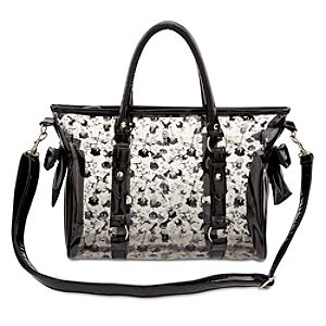 Clear The Nightmare Before Christmas Handbag