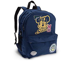 Mascot Mickey Mouse Backpack