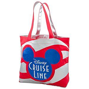 Disney Cruise Line Foil Tote