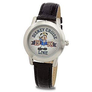 Disney Cruise Line Mickey Mouse Watch for Women