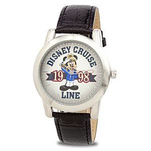 Disney Cruise Line Mickey Mouse Watch for Men
