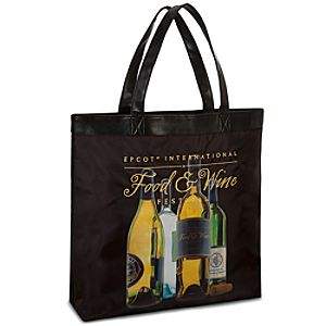 Epcot International Food & Wine Festival Tote