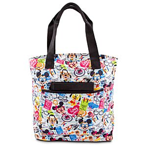 Nerds Mickey Mouse and Friends Tote