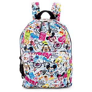 Nerds Mickey Mouse and Friends Backpack
