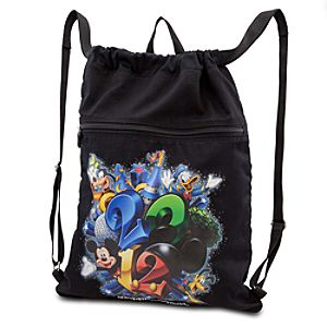 2012 Walt Disney World Cinch Bag