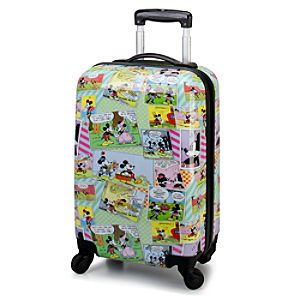 Comic Strip Mickey Mouse Luggage -- 20