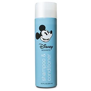 H2O+ Bath Aquatics Mickey Mouse Shampoo & Conditioner