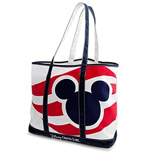 Canvas Disney Cruise Line Tote