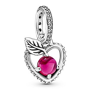 Disney Cruise Line Silver Figure Captain Mickey Mouse Necklace