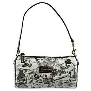 Comic Strip Mickey Mouse Mini Barrel Bag by Dooney & Bourke