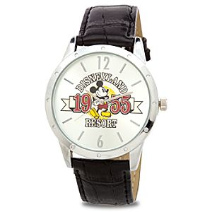 Large Disneyland Resort Mickey Mouse Watch