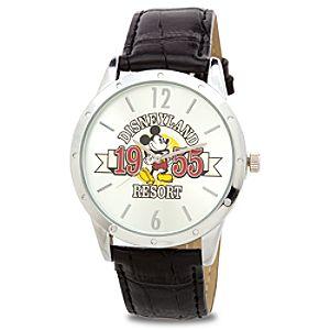 Large Disneyland Resort Mickey Mouse Watch