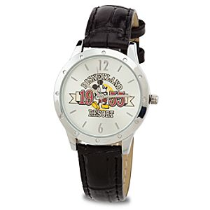 Small Disneyland Resort Mickey Mouse Watch