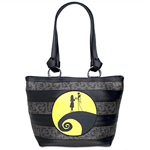 Harveys for Disney Couture Tim Burtons The Nightmare Before Christmas Moonlight Carriage Ring Tote