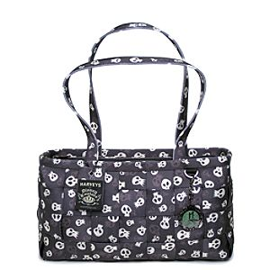 Harveys for Disney Couture Tim Burtons The Nightmare Before Christmas Large Satchel