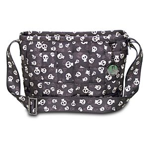 Harveys for Disney Couture Tim Burtons The Nightmare Before Christmas Skull Print Convertible Tote