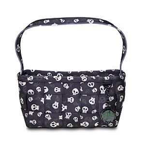 Harveys for Disney Couture Tim Burtons The Nightmare Before Christmas Skull Print Baguette Bag