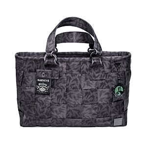 Harveys for Disney Couture Tim Burtons The Nightmare Before Christmas Bat Print Carriage Bag