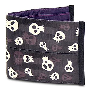 Skulls Nightmare Before Christmas Wallet by Harveys