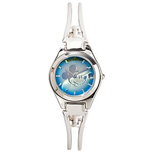 Bangle Mickey Mouse Watch for Women