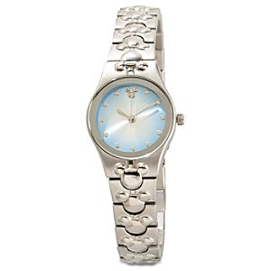 Bracket Link Icon Mickey Mouse Watch for Women