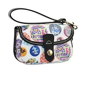 Disney Parks Buttons Mickey Mouse Wristlet Bag by Dooney & Bourke