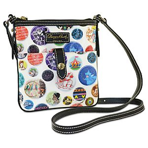Disney Parks Buttons Mickey Mouse Crossbody Bag by Dooney & Bourke