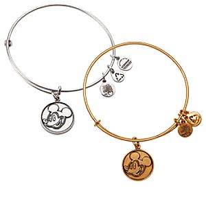 Mickey Mouse Charm Bracelet by Alex and Ani