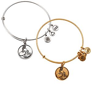 Minnie Mouse Charm Bracelet by Alex and Ani