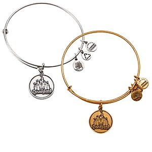 Disneyland Castle Charm Bracelet by Alex and Ani