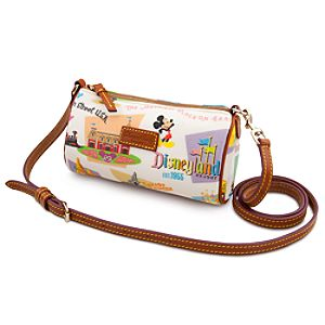 Retro Disneyland Mini Barrel Bag by Dooney & Bourke