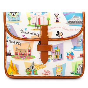 Retro Disneyland iPad Case by Dooney & Bourke