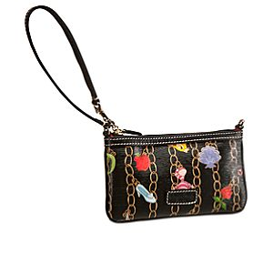 Disney Charms Wristlet by Dooney & Bourke -- Black